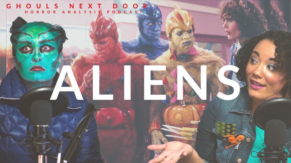 Future 2020: Aliens
