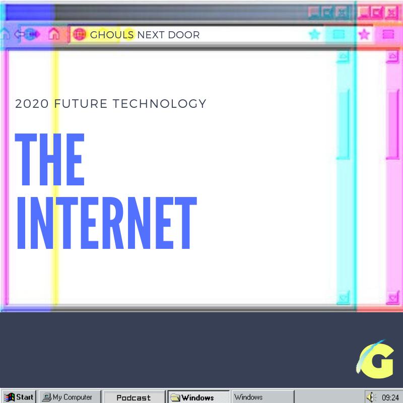 Future 2020: The Internet