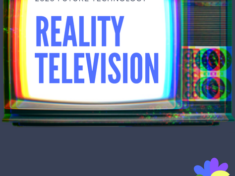 Future 2020: Reality TV