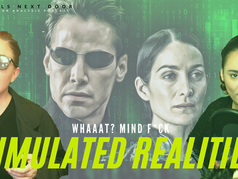 Whaat? MindF*ck: Simulated Realities