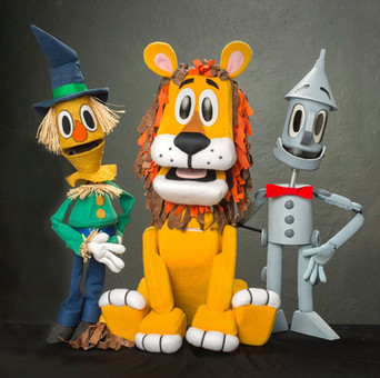Wizard of Oz Puppets