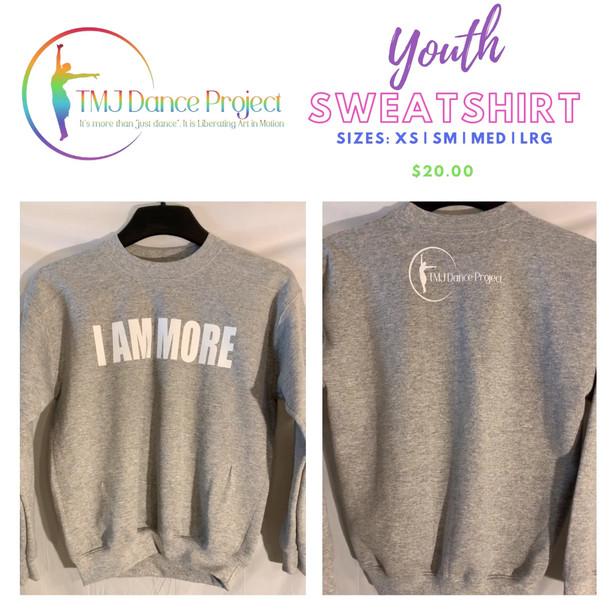 Youth Sweatshirt | Grey (IAM)