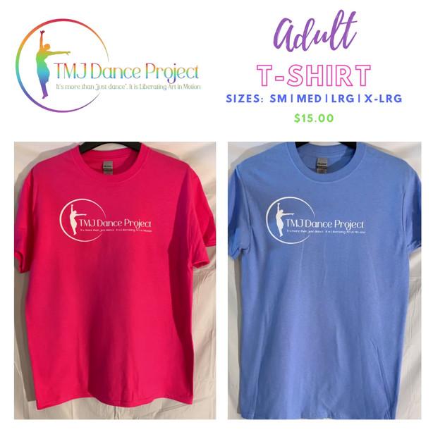 Adult T-Shirt | Basic Logo