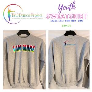 Youth Sweatshirt | Grey (Multi IAM))