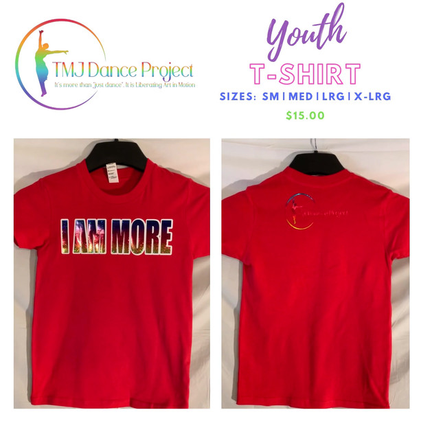Youth T-Shirt | Red                   (Multi - IAM)
