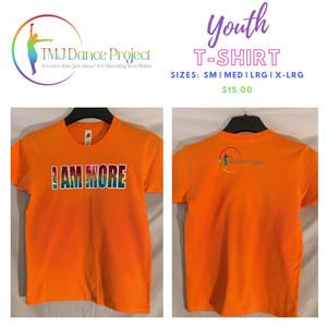Youth T-Shirt | Gold                 (Multi - IAM)