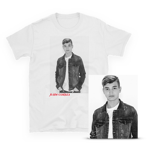 Picture Tee + Mini Poster