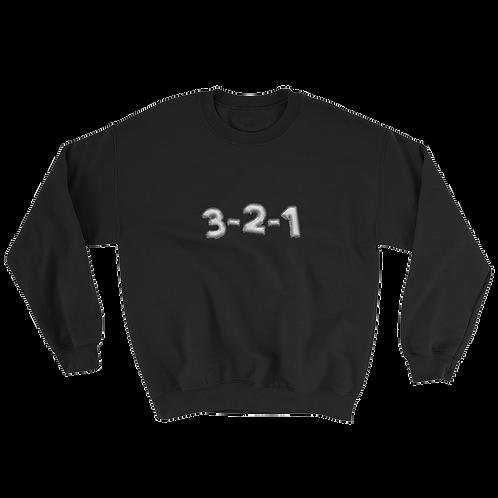 3-2-1 Crewneck Sweatshirt