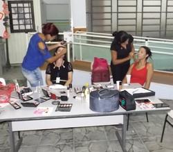 Sessão de Maquiagem