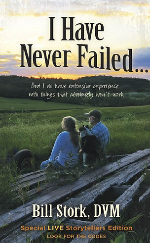 I Have Never Failed book cover