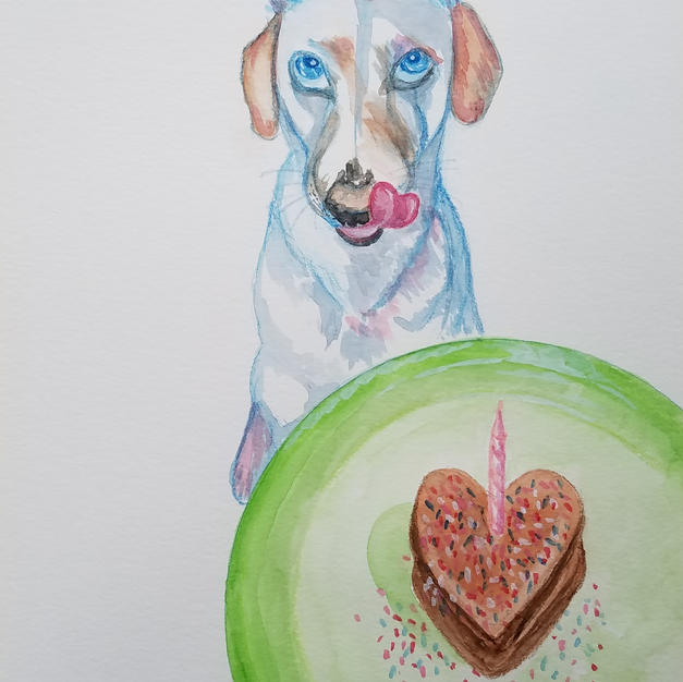 Kiki's Birthday