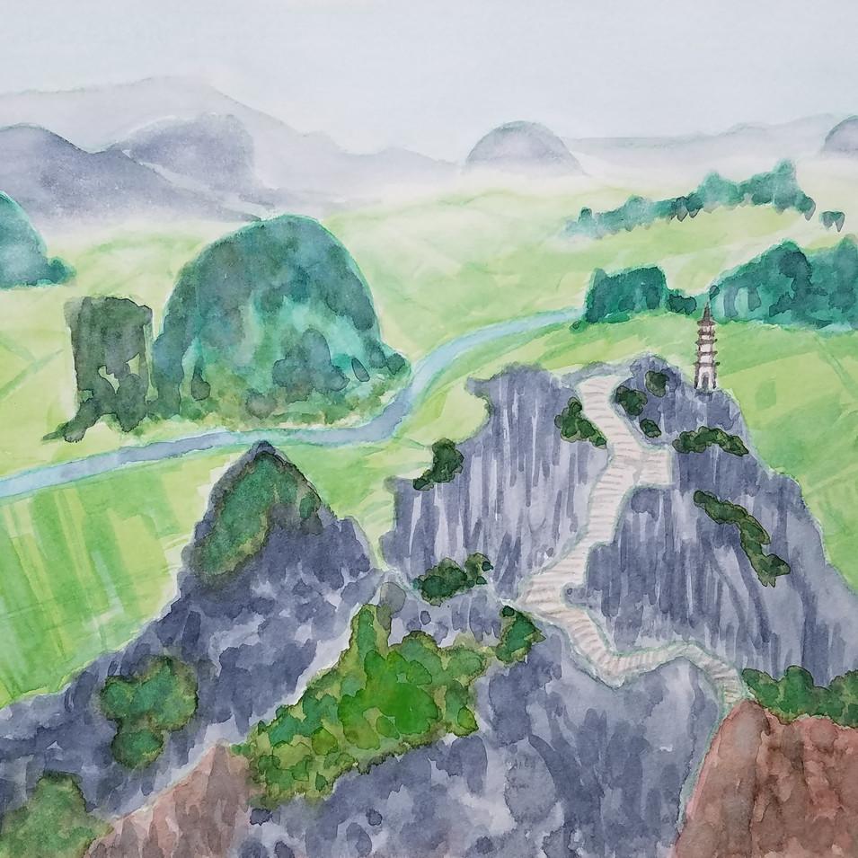 Mua Caves, Vietnam