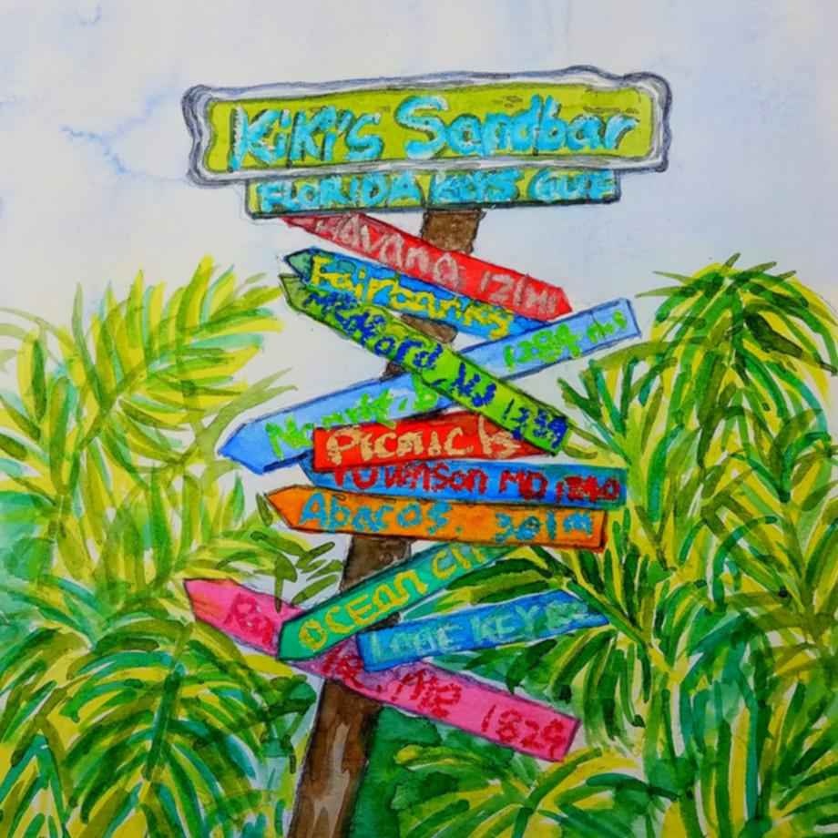 Kiki's Sandbar, Florida