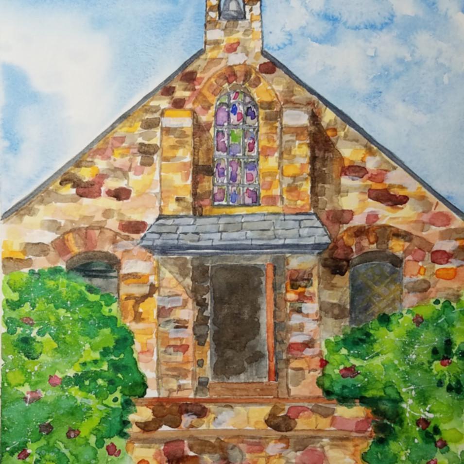Chapel, East Boothbay ME