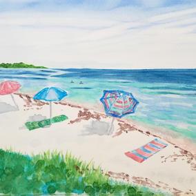 Beach, Big Pine Key
