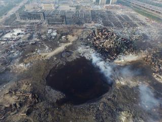 儘快開展天津港爆炸事件的食品安全風險治理工作