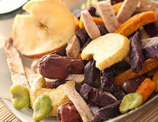 果蔬幹走俏 真的既有營養又健康?