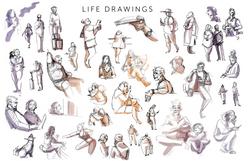 lifedrawings