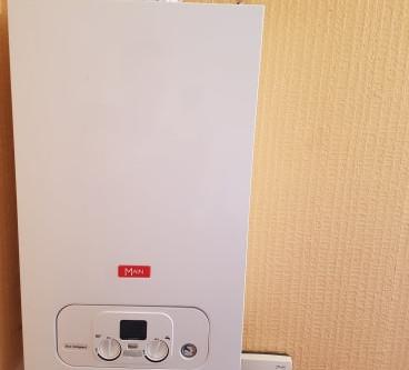 Main 25kw combi boiler install in Croydon, CR0