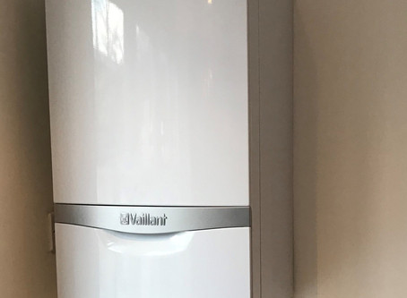 Vaillant boiler installed in Croydon CR2