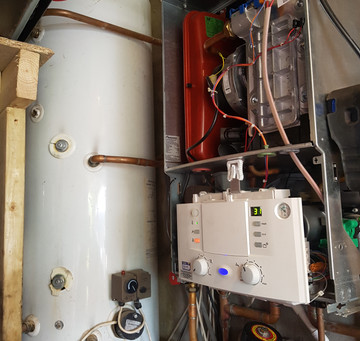Boiler & unvented hot water tank service/maintenance in Norbury SW16