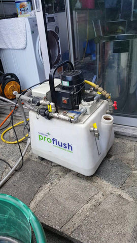 Powerflush carried out in Biggin Hill Westerham