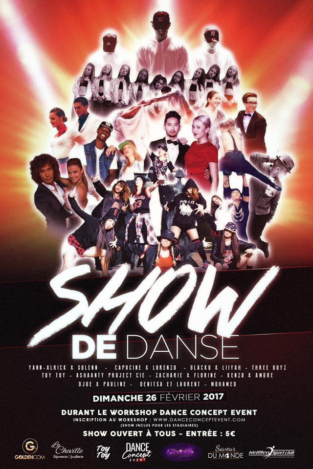 Workshop et show Danse avec les Stars - Dance Event Concept