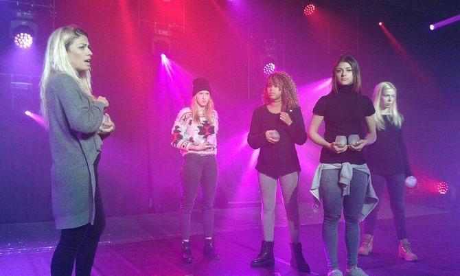 Zénith de Clermont Ferrand - Bollywood show