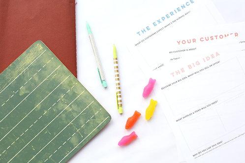 Career Worksheets Full Set