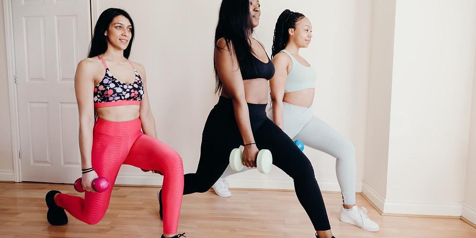 Lean Girls :Fitness Brunch