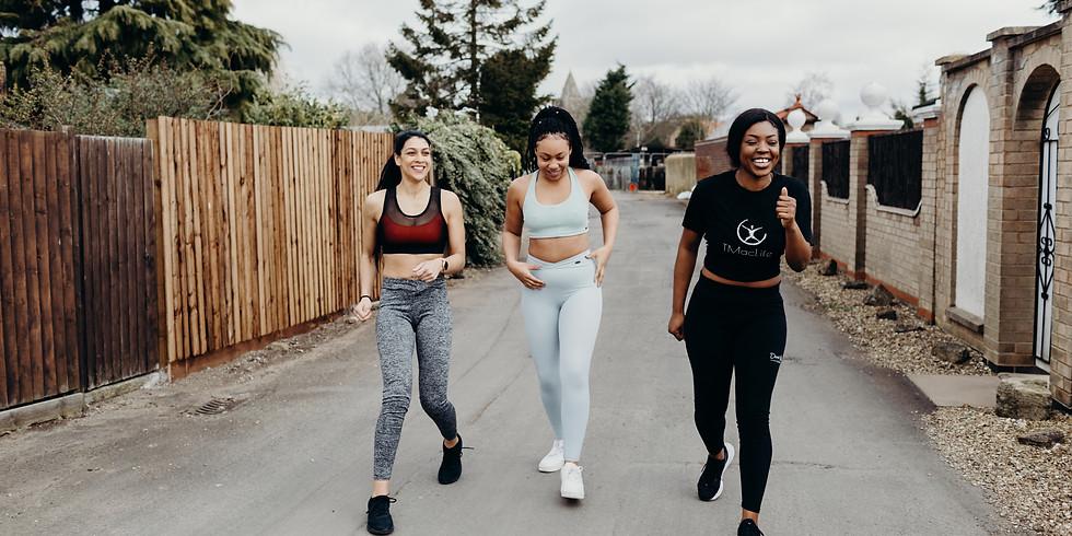 Menopause & Me: Fitness Brunch
