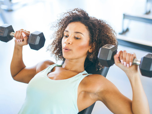 The 5 Amazing Benefits of Weightlifting for Women