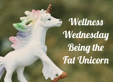 Wellness Wednesday: Imperfect Blood Pressure & Being the Fat Unicorn