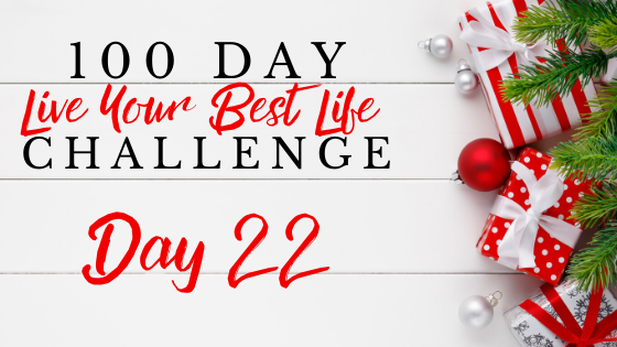 "Day 22 Of The 100 Day Challenge: Is Your Exercise An ""Event""?"