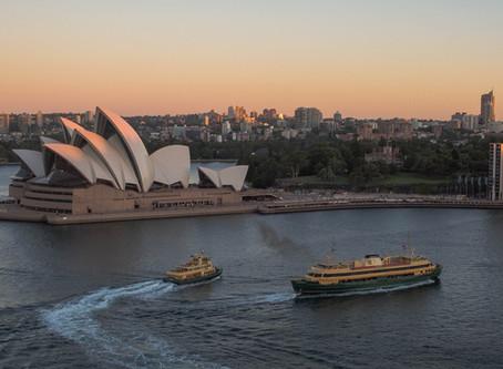 URBAN AUSTRALIA: SYDNEY, MELBOURNE, BRISBANE