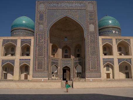 UZBEKISTAN: A FUSION BETWEEN ISLAM AND SOVIET UNION