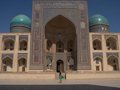 UZBEKISTAN: A FUSION BETWEEN ISLAM AND SOVIET UNION