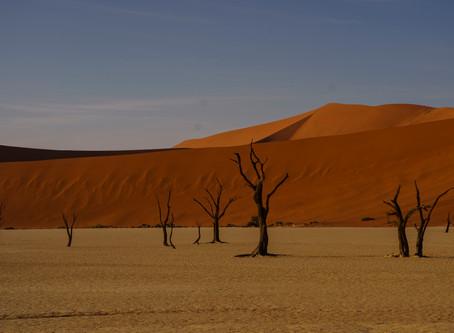 CAMPING TRIP IN NAMIBIA