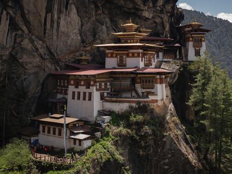 BHUTAN, THE NEW TIBET
