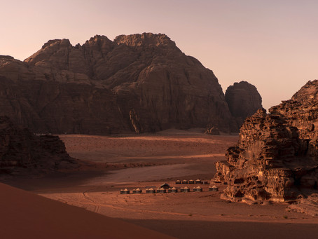DO YOU WANT TO GO TO MARS? TRY JORDAN FIRST!