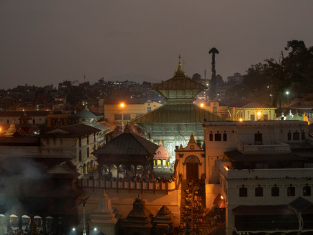 KATHMANDU AND THE SURROUNDINGS- UPDATED LIST
