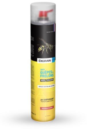 DIGRAIN – ANTI GUEPES/FRELONS – AEROSOL 750 ml