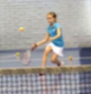 Большой теннис для детей Олимпийский