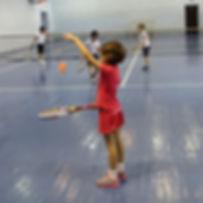 Большой теннис для детей в Москве