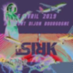 SIRK_#4_Aéroport_Affiche_©SIRK x Gang Reine