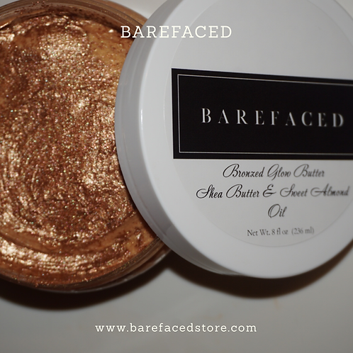 Bronzed Glow Butter (Alternative Of Sunscreen)