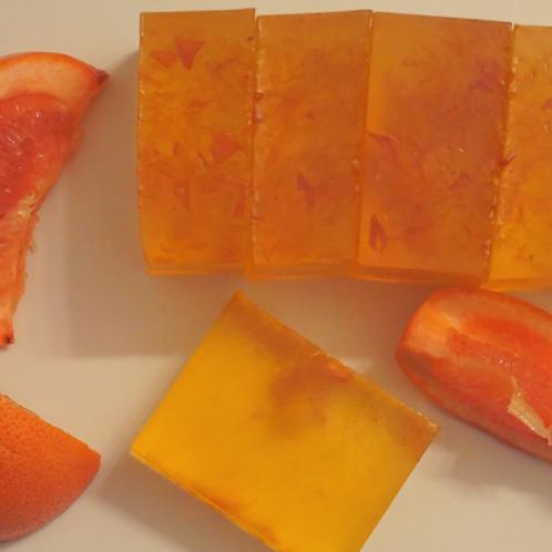 Vanilla Citrus Grapefruit Bar (Anti Aging)
