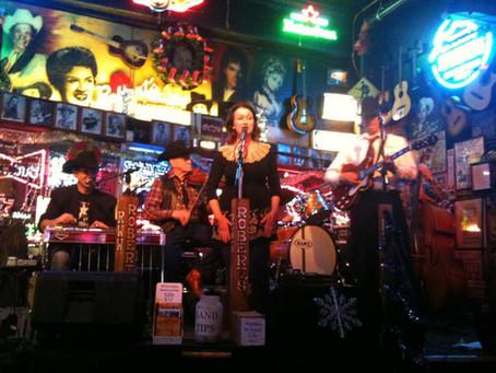 Carolyn Martin's Swing Band at the Montana Folk Festival