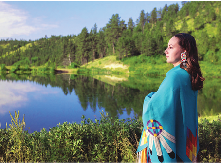 Montana's Co-Poet Laureate: Mandy Smoker Broaddus