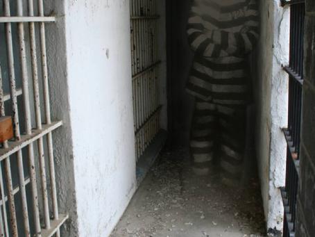Ghost Hunts U.S.A. - Old Montana Prison
